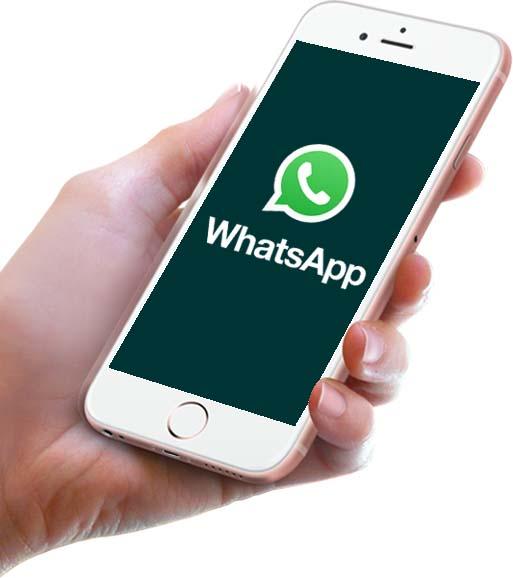 whatsapp taxi booking